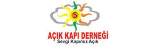 Açık kapı derneği logo